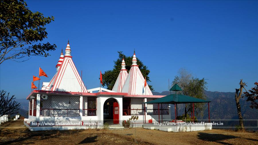 मां बालकुमारी मन्दिर, नीलकण्ठ ऋषिकेश