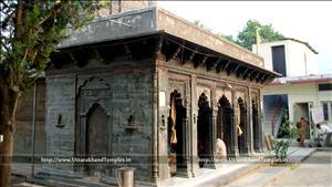 जैन मन्दिर, बदरीनाथ मार्ग श्रीनगर