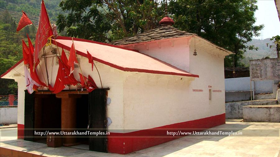 सिद्धपीठ श्री ज्वालपा देवी, पाटीसैंण सतपुली