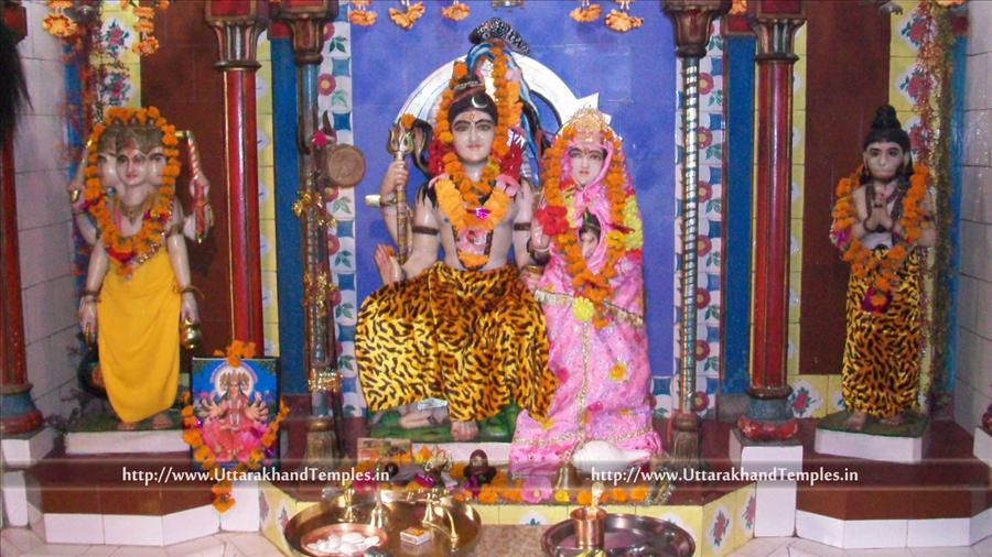 कल्याणेश्वर मन्दिर, गणेश बाजार श्रीनगर