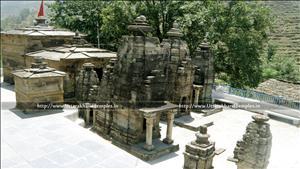 लक्ष्मण मन्दिर, देवल गांव पौड़ी