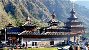 महासू देवता मन्दिर, हनोल चकराता