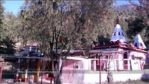 माँ नन्दा भगवती मन्दिर, पोथिंग कपकोट
