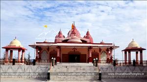नवदुर्गा मन्दिर, बौराड़ी, नईटिहरी टिहरी गढ़वाल