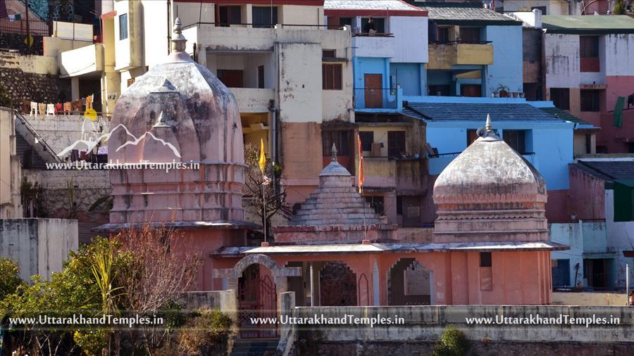 रघुनाथ-हनुमान मन्दिर, मौलधार, नई टिहरी टिहरी गढ़वाल