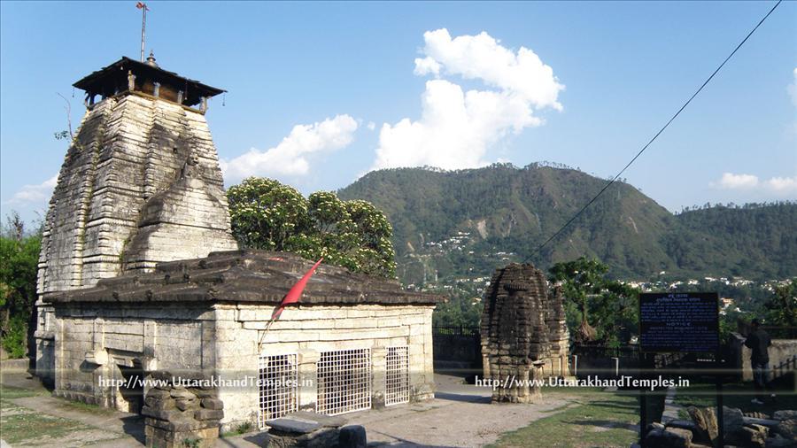 राजराजेश्वरी मंदिर, रणिहाट श्रीनगर