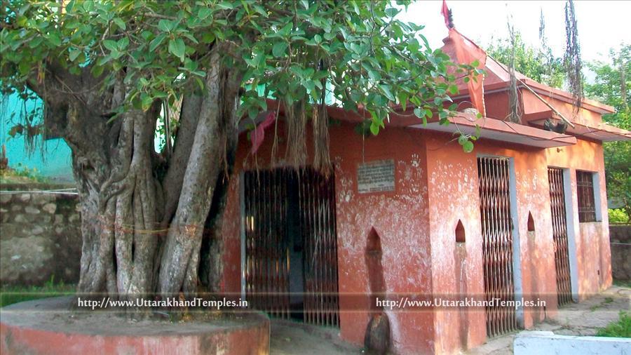 शीतला माता मठ-मन्दिर, भक्तियाना श्रीनगर
