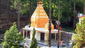 वैष्णो देवी मन्दिर आंछरीखाल,,  पौड़ी गढ़वाल पौड़ी